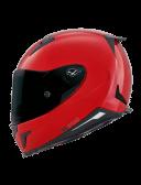 Nexx XR2 Plain Passion Vermelho
